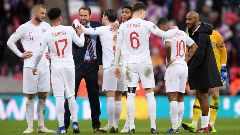 England cap a year to a remember with a reminder that even better times lie ahead