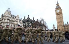 Army make plans to deploy troops if UK crashes out of the EU without a deal