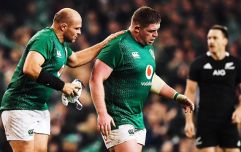 Rory Best gives class Tadhg Furlong answer when asked about standing ovation