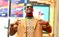 Snoop Dogg thanks himself as he gets star on Hollywood Walk of Fame