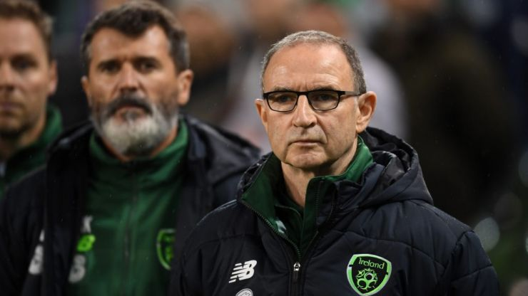 Martin O'Neill and Roy Keane part company with Irish FA by mutual consent