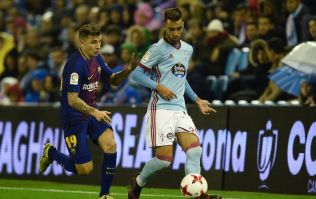 Leicester keen to sign Spanish international Brais Mendez