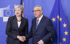 EU Commission backs Theresa May ahead of leadership vote