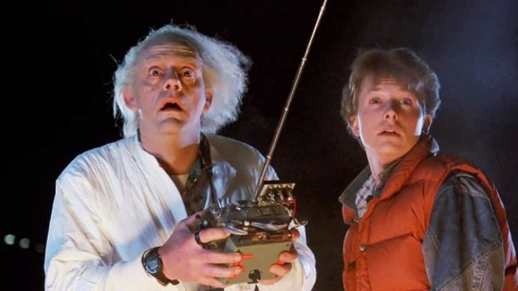 Back To The Future is the movie fans want to see a remake of the most