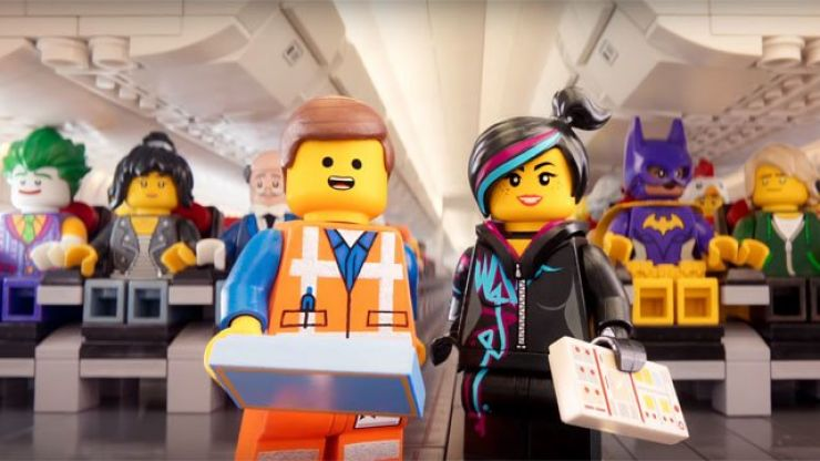 You Now Can Watch The Lego Movie For Free On Youtube Joe Co Uk