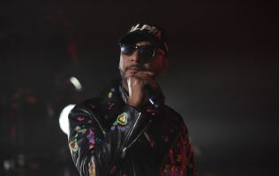 Swizz Beatz admits stealing some of Snoop Dogg's weed backstage at his very first New York show