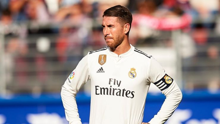 Sergio Ramos denies allegations of doping before 2017 Champions League final