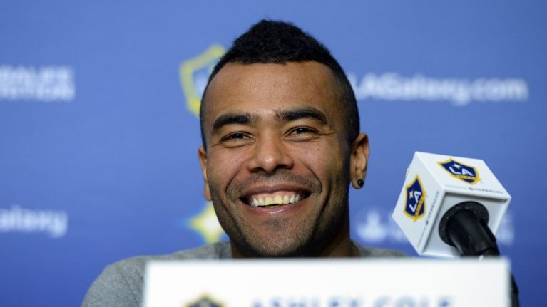 Ashley Cole released by LA Galaxy after two-year spell in MLS