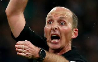 Arsenal fans fume as 'Spurs fan' Mike Dean takes charge of north London derby