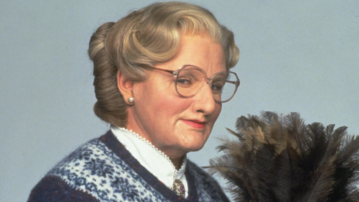 Mrs. Doubtfire actress tells heartwarming story of Robin Williams being Robin Williams on set