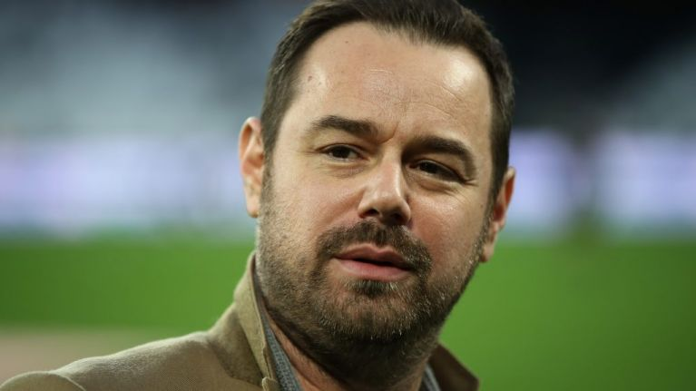You can now get a Christmas jumper with Danny Dyer's face on