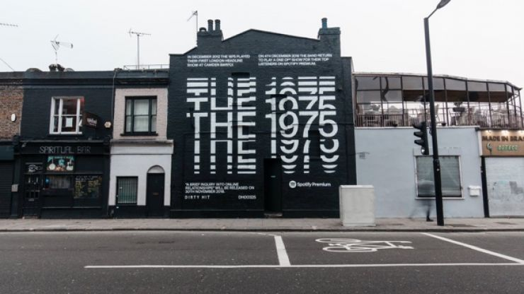 The 1975 to put on special show at first London venue they ever headlined