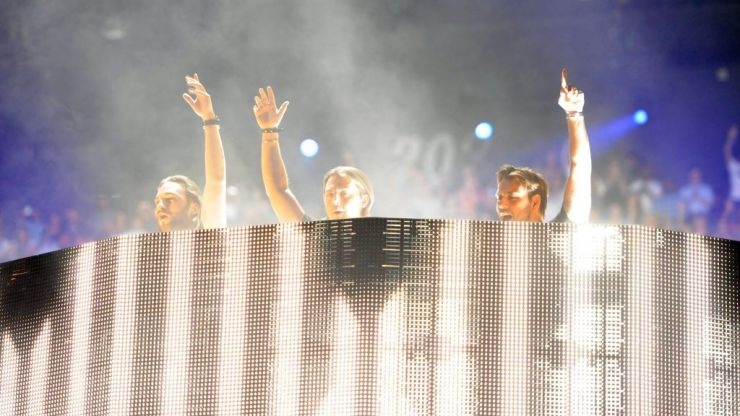 Swedish House Mafia officially announce their first UK show in seven years
