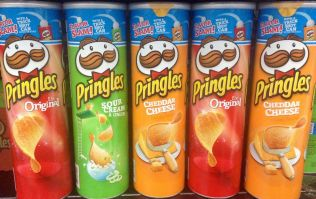 Woman jailed for 'criminal damage' to tube of Pringles
