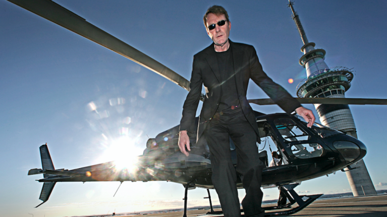 Jack Reacher author Lee Child on the art of headbutting, Brexit and his new novel Past Tense