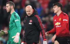 Manchester United set to activate David de Gea one-year contract option