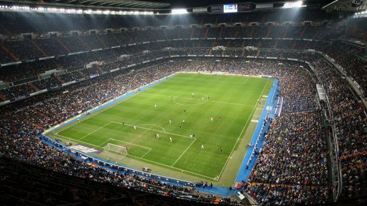 Copa Libertadores final could be played at Real Madrid's Santiago Bernabeu stadium