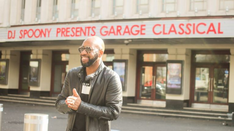 """DJ Spoony: """"The demise of UK garage wasn't down to just one thing"""""""