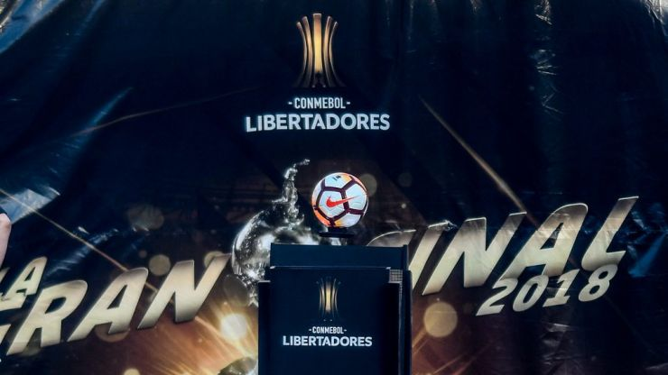 Boca Juniors to appeal decision to host Copa Libertadores final in Madrid