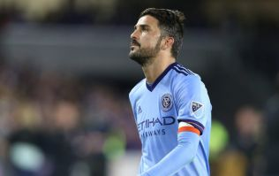 David Villa to join Fernando Torres and Andres Iniesta in Japan as NYCFC exit looms