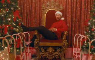 You know Christmas is coming when John Legend covers a festive classic