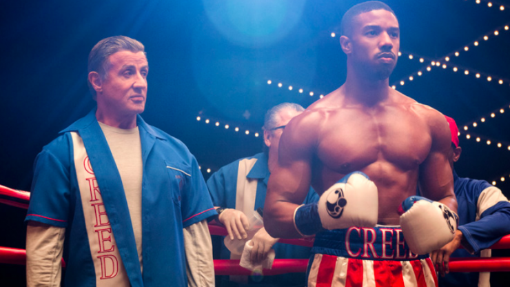 The Creed II boxing HIIT workout that definitely packs a punch