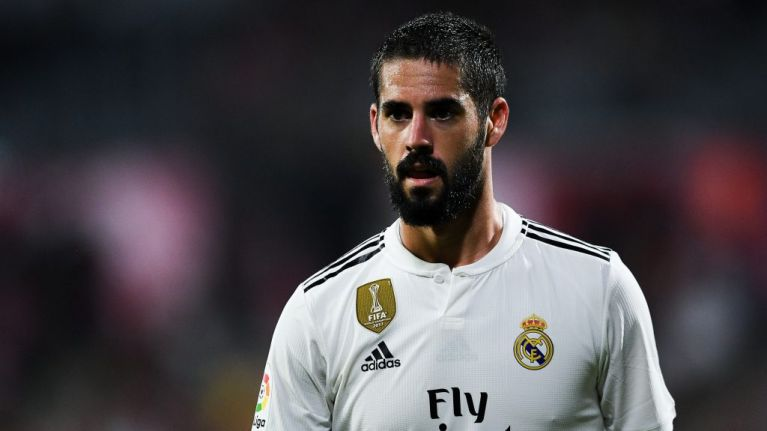Premier League clubs circle round unwanted Isco after poor start to season with Real Madrid