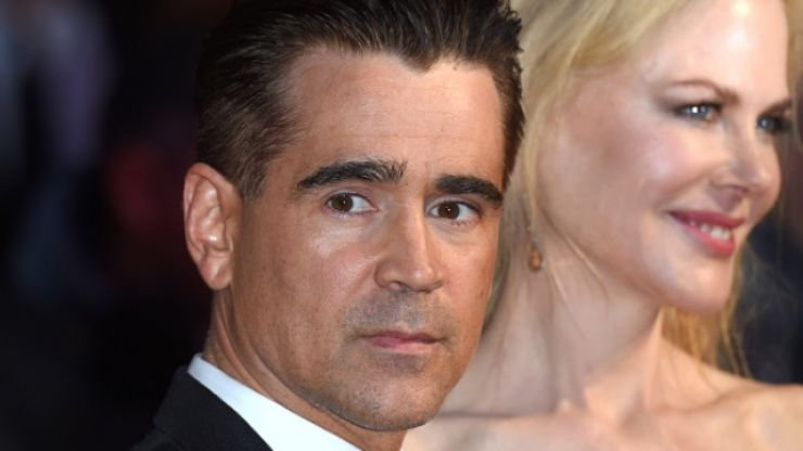 Colin Farrell is stepping into the world of MMA in Guy Ritchie's new crime film