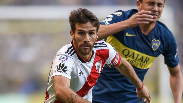 River Plate captain Leo Ponzio could miss Libertadores final due to alleged match-fixing in Spain