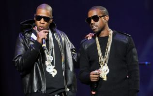 Kanye West and Jay-Z have teased a Watch the Throne sequel