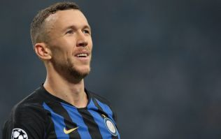 Ivan Perišić explains why he turned down Manchester United to stay with Inter Milan