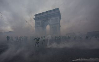 France to consider imposing state of emergency following mass riots in Paris