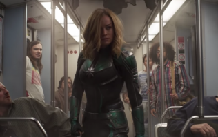 WATCH: The new Captain Marvel trailer finally reveals her backstory