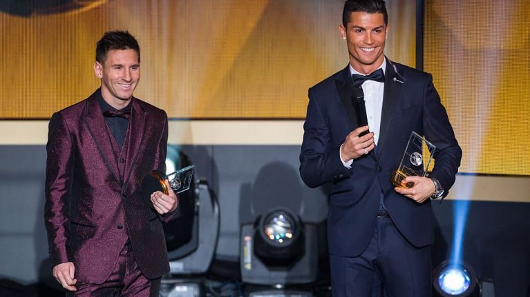 Cristiano Ronaldo and Lionel Messi to sit side by side for Libertadores final