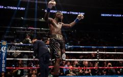Deontay Wilder picks between Fury and Joshua for preferred next opponent