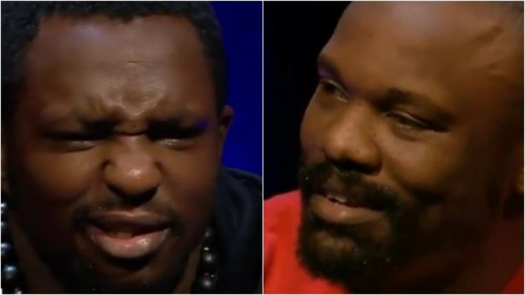 Dereck Chisora makes possibly the weirdest threat in boxing history