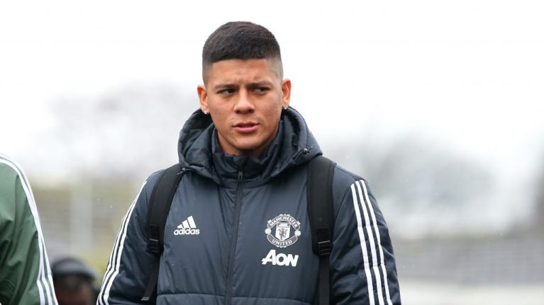 Marcos Rojo and Eric Bailly return to Manchester United team for Arsenal clash