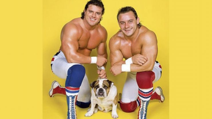UK wrestler Dynamite Kid, one half of The British Bulldogs, has died aged 60