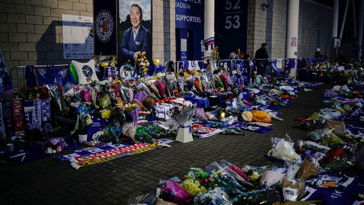 Leicester City helicopter crash caused by rotor control failure, investigators find
