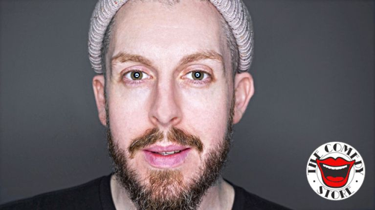 COMEDY NIGHT: Why you need to see... Carl Donnelly