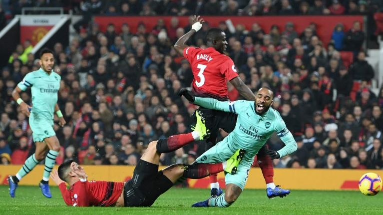 QUIZ: Test your knowledge of Manchester United vs Arsenal games
