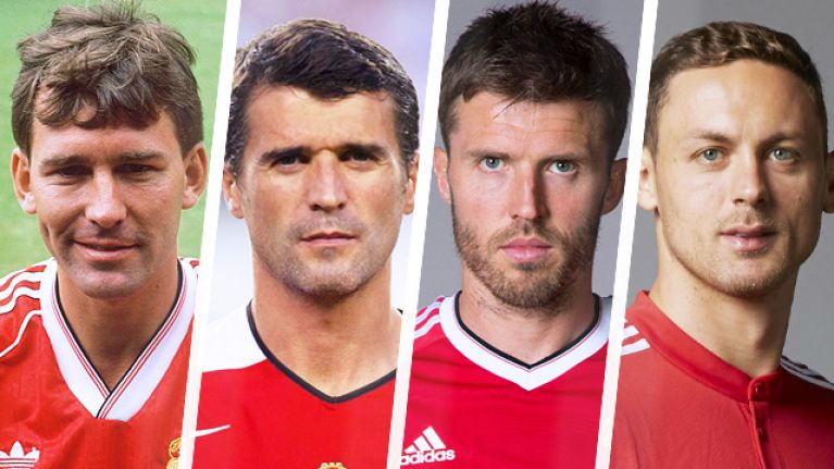 COMMENT: From Robson to Matic - Manchester United in four midfield acts