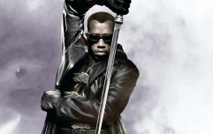 "Wesley Snipes is keen for a Blade remake, but says it's ""up to Marvel"""