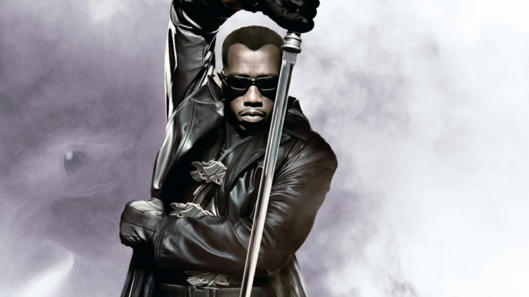"""Wesley Snipes is keen for a Blade remake, but says it's """"up to Marvel"""""""