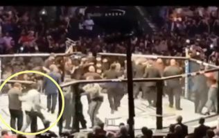 UFC issue indefinite ban to Conor McGregor fan who ran into Octagon at UFC 229