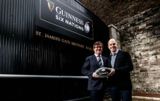 Guinness to become the new title sponsor of the Six Nations