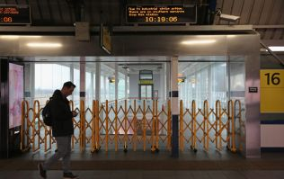 Man hit by train at Clapham Junction, air ambulance called
