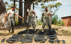A look inside the US Army's gruelling new fitness test