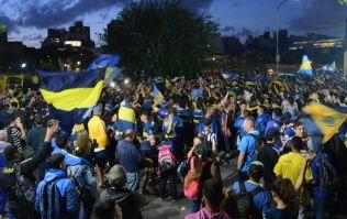 Boca Juniors fans sacrifice jobs, marriage and cars to make it to Copa Libertadores final