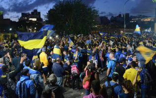 Boca Juniors fans sacrifice jobs, marriage and cars to make it to Copa Libertadores final